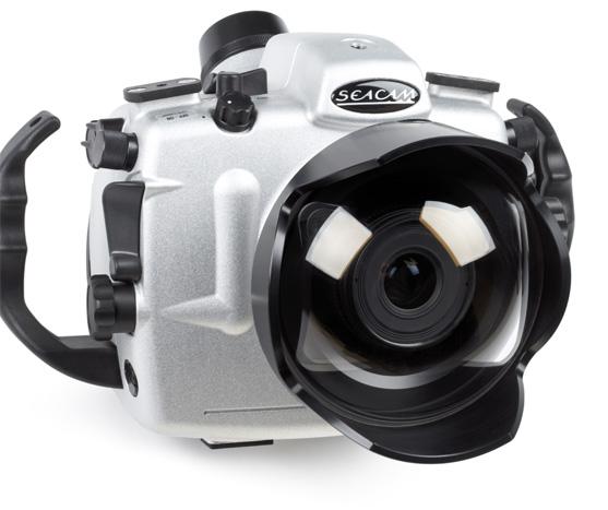 Seacam 1D:DS MKIII hoofdfoto